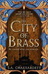 City of Brass (The Daevabad Trilogy) -- Paperback / softback 9780008239428