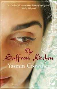 Saffron Kitchen -- Paperback / softback 9780349119557